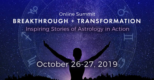 Astrology Summit Breakthrough