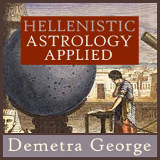 Hellenistic Astrology Retreat 2016