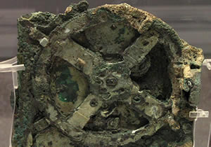 Freeth Model of Antikythera Mechanism