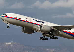 Malasia Airlines Flight 370