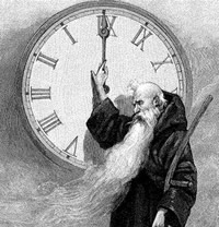 Father Time Saturn in Scorpio