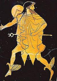 Hermes Guardian of Thresholds
